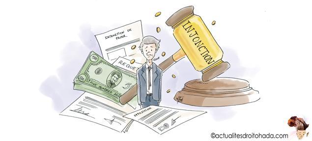 L Opposition Contre La Decision D Injonction De Payer Actualites